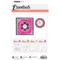 Studio Light - Essentials Cutting & Embossing Die - BASIC37 (943898)