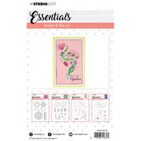Studio Light - Essentials Cutting & Embossing Die - BASIC39 (BASIC39)