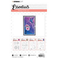 Studio Light - Essentials Cutting & Embossing Die - BASIC40