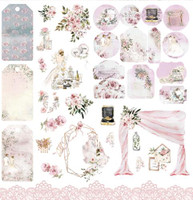 Craft O Clock - 12x12 Paper Collection 6/Pkg - Love Me Forever