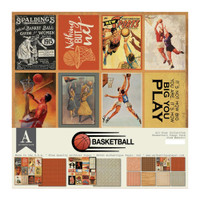 Authentique - All-Star Paper Pack - Basketball (ALL017)