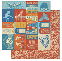 Authentique - All-Star Paper Pack Club Sports (ALL024)