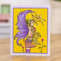 Crafter's Companion - Stamps By Molly Harrison - Hearts (MHHEART)