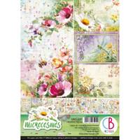 Ciao Bella - Creative Pack A4 8/Pkg - Microcosmos (CBCL037)