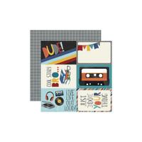 "Simple Stories Collection Kit 12""X12"" - Bro & Co. (BRO13000)"