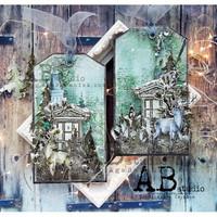 AB Studios - Collection Kit 12x12 - Secret Wood (SWood-Col)