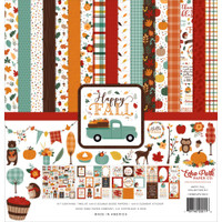 """Echo Park - Collection Kit 12""""x12"""" - Happy Fall (AP219016)"""