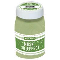 Stamperia -Musk 3D Effect 100ml - Light Green (K3P64)
