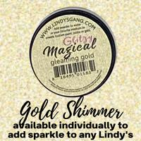 Lindy's Stamp Gang - Magicals Individual Jar - Gleaming Gold (MAG JAR 06)
