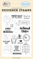 Carta Bella - School Days - Stamps - (DS118043)