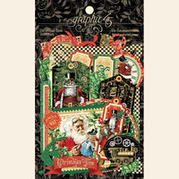 Graphic 45 - Die-cut Assortment - Christmas Time (G4502124)