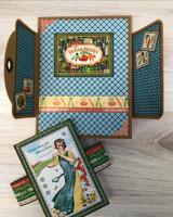 Club G45 -Volume 09 2020 - Home Sweet Home - Card Kit - Interactive Tag Cards (Club G45 Vol9 2020/Card)