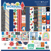 """PhotoPlay - Collection Pack 12""""X12"""" - The New Normal (THE2317)"""