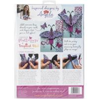 Angela Poole- Flutterings Die Set - Butterfly (APFDSB01)