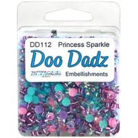 28 Lilac Lane / Buttons Galore - Doodadz Embellishments - Princess Sparkle ( DOODADZ - DD112)