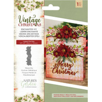 Crafter's Companion - Metal Die - Nature's Garden - Vintage Christmas - Enchanted Ivy (NMDEIVY)