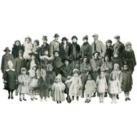 Tim Holtz - Idea-Ology - Paper Dolls Die-Cuts 23/Pkg - Christmas 2020 (TH94090)