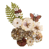 Prima - Golden Desert - Flowers 12 pcs - Peyote (650865)
