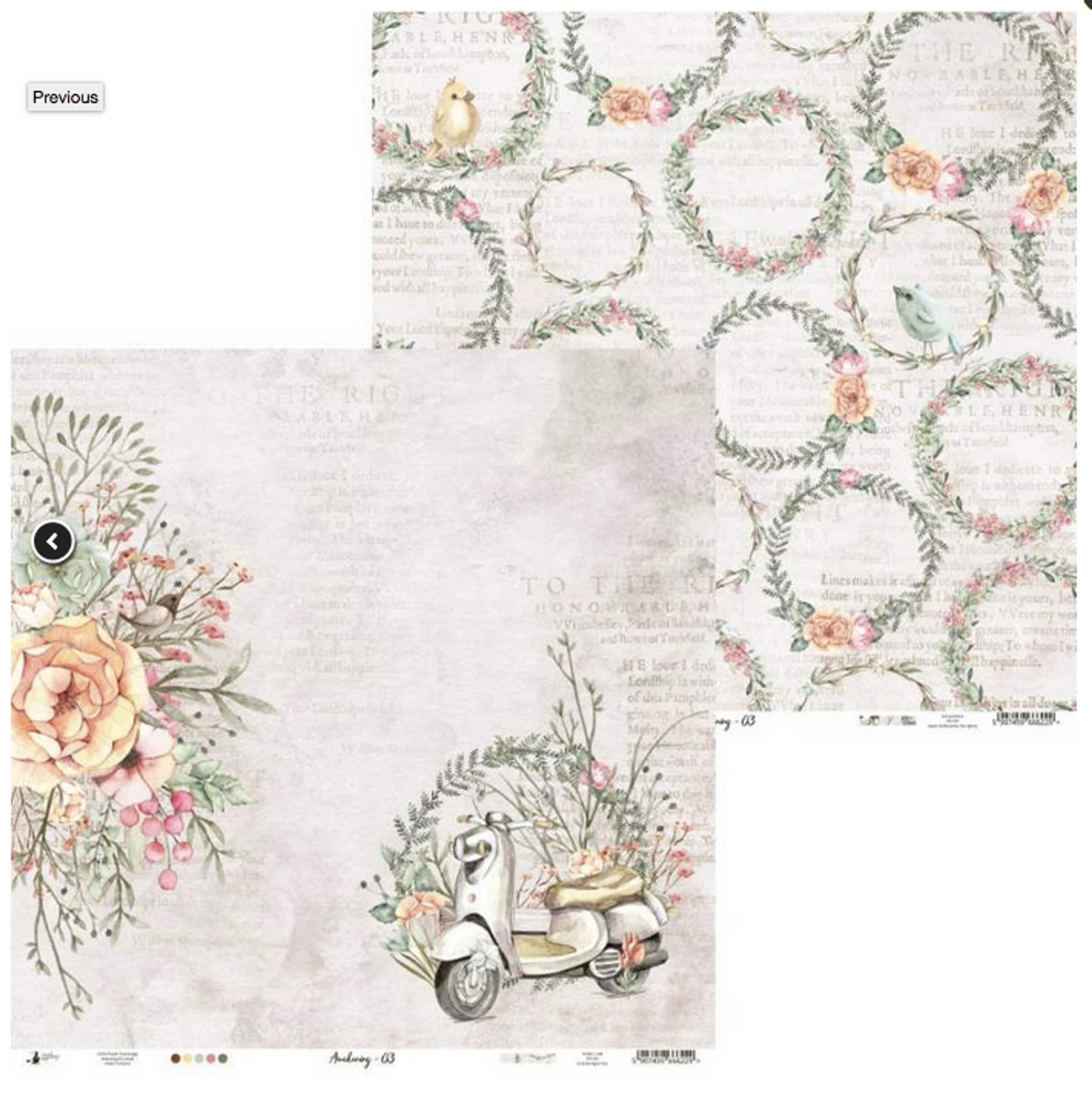 GARDENING 12x12 Scrapbook Ppaers Stickers Spring Grow Paper House Productions