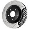 126.63068SL + 126.63068SR StopTech Slotted Front Sport Brake Rotors - Mitsubishi