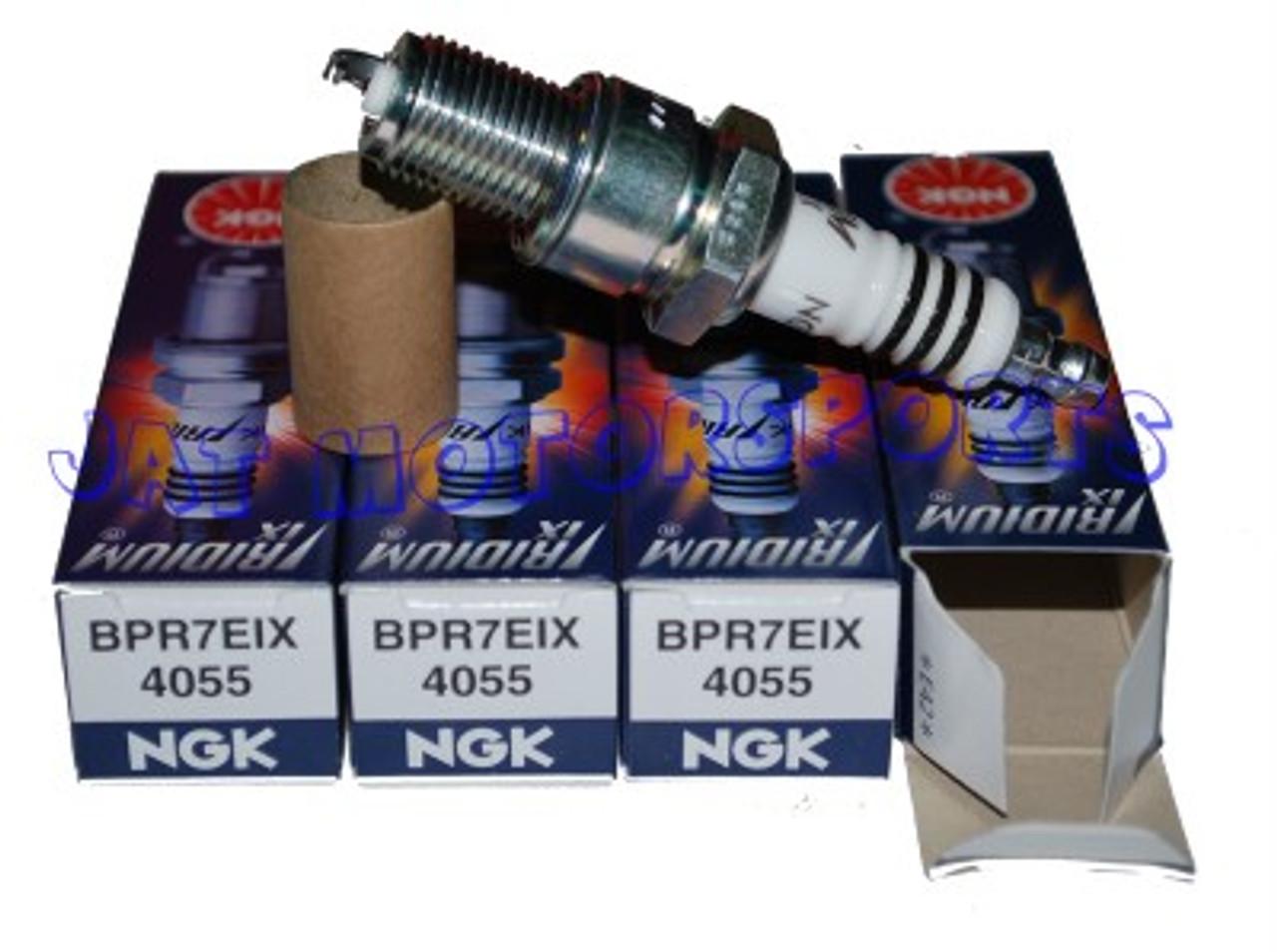 BPR7EIX  stock # 4055 new NGK spark plug