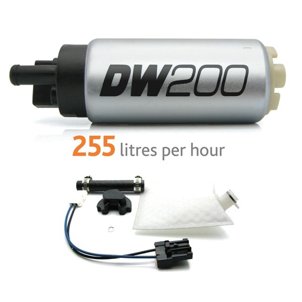 DeatschWerks/ 255 LPH In-Tank Fuel Pump with Installation Kit 9-201-1000