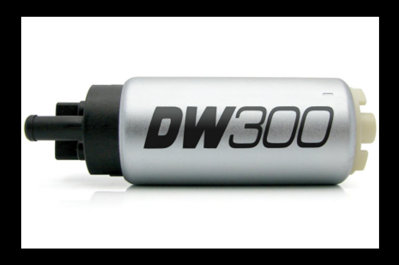 LPH In-Tank Fuel Pump /& Universal Install Kit DeatschWerks 300