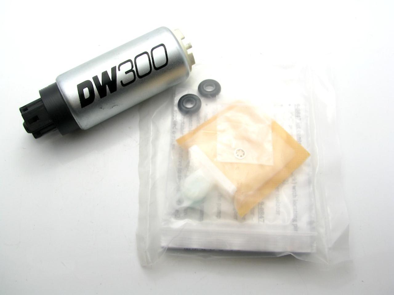 Deatschwerks 340LPH In-Tank Fuel Pump W//9-1031 Install Kit