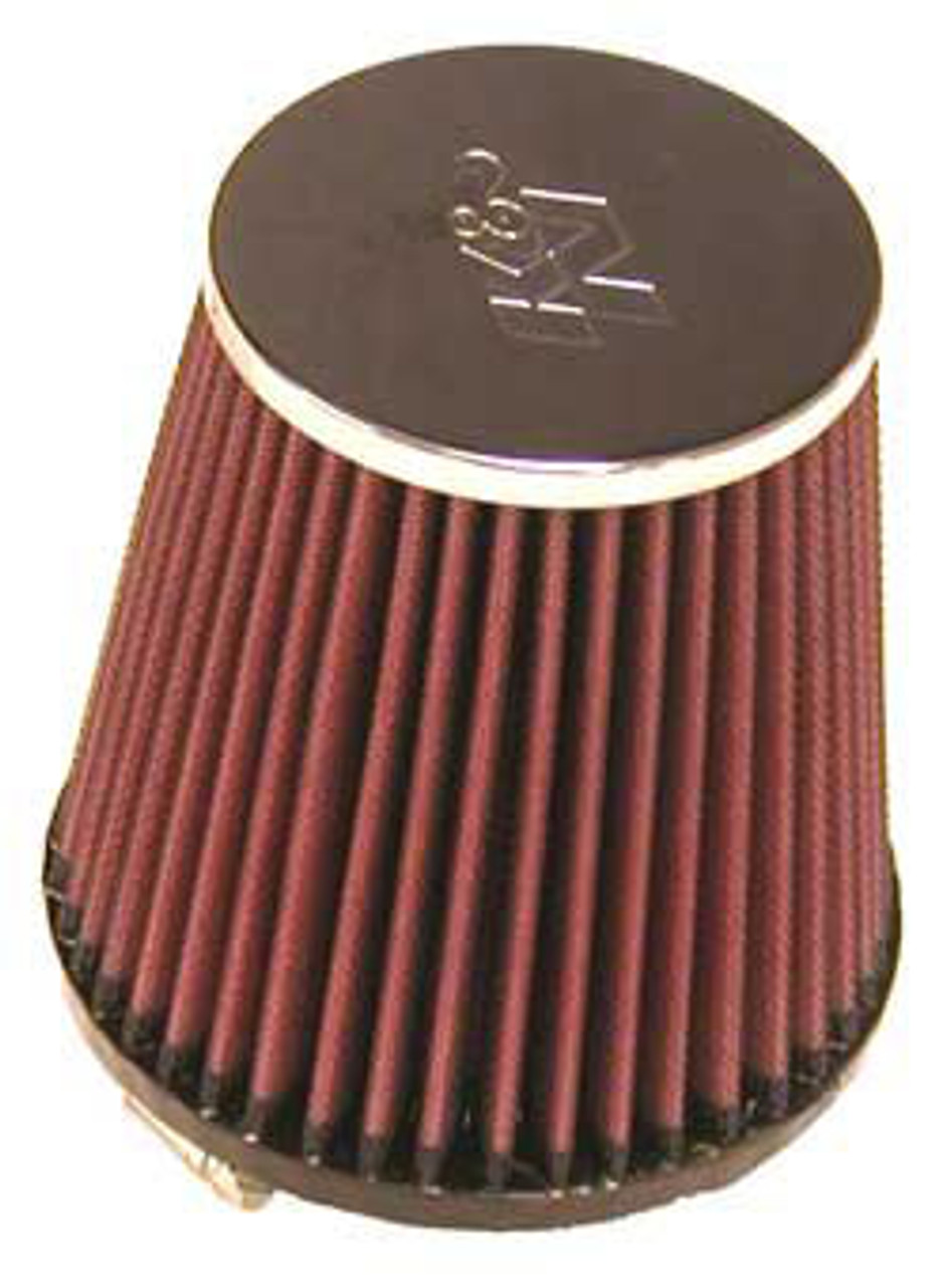 Red K/&N RF-1048 Universal Air Filter Cotton Gauze Direct Fit Washable