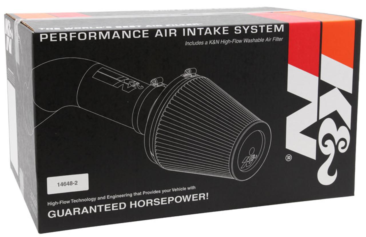 K/&N 57-1001 Performance Intake Kit