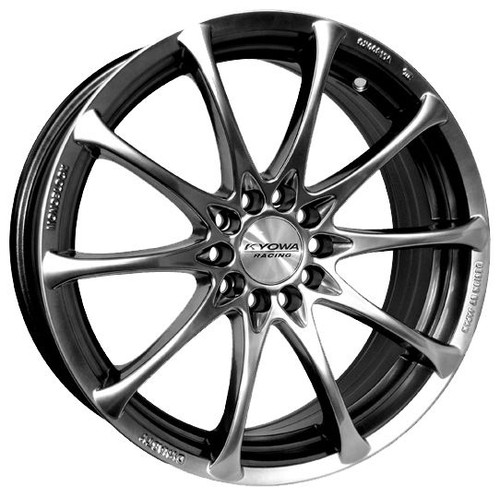"Kyowa Racing KR205 17"" X 7.5"" ALLOY WHEELS 5X114.3 4PCS/SET"