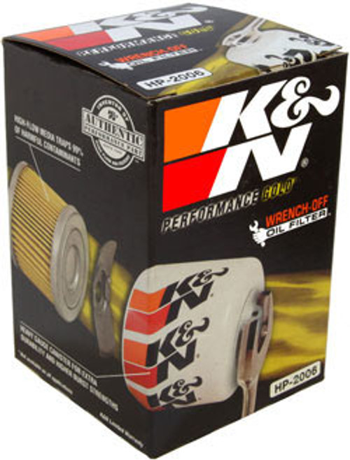 HP-2006 K&N Oil Filter