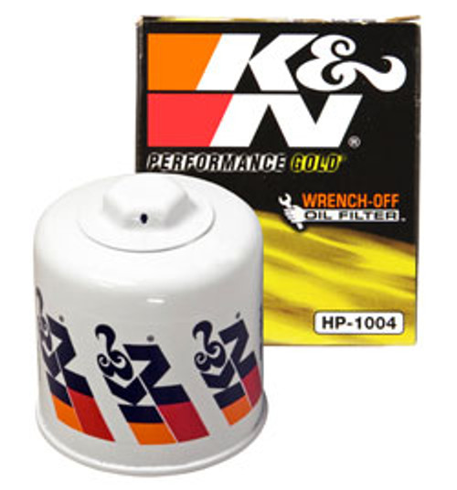 HP-1004 K&N Oil Filter