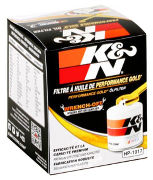 HP-1017 K&N Oil Filter