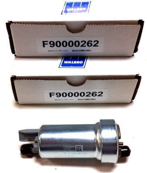 F90000262 WALBRO 400LPH FUEL PUMP ONLY