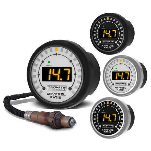 3844 MTX-L INNOVATE Digital Wideband Air Fuel Ratio Gauge 52MM UEGO Kit