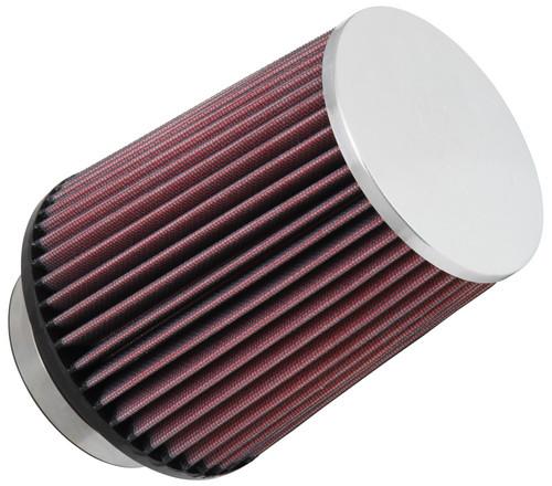 RC-4630 K&N Universal Chrome Filter