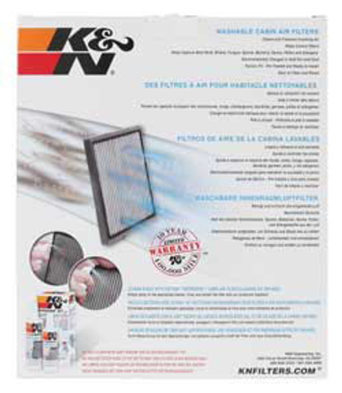 VF2037 K&N Cabin Air Filter