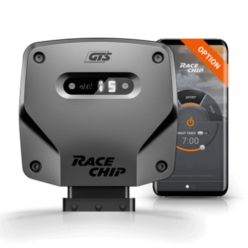 RaceChip GTS Tuning Petrol - VW Golf 7 (5G) 1.4 TSI 122HP