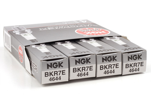 NGK BKR7E (4644) V-POWER / 4PCS-SET
