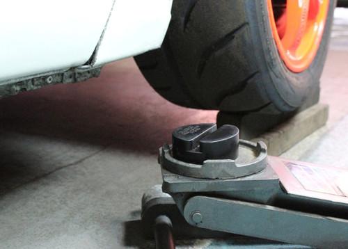 Powerflex Jack Pad Adaptor - Ford/ Honda/ Mazda/ Mitsubishi/ Nissan/ Toyota