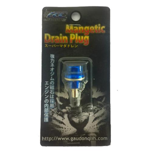 GDL Magnetic Oil Pan Drain Plug - Ford, Honda, Mitsubishi, Mazda