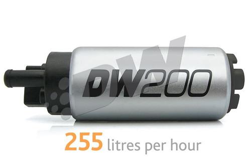 DeatschWerks DW200 Series 255LPH In-Tank Fuel Pump W/ 9-1031 Install Kit