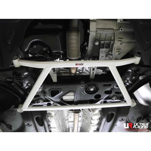 UR-LA4-1566 Volkswagen Golf, Jetta MK5, MK6, EOS 06-18 / Beetle A5 11-19 (2WD) - Front lower (4 Points)