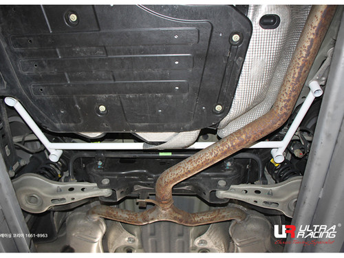 URKR-RL4-3804 Chevrolet Malibu (V400) 1.5, 2.0T, Hybrid 16-UP (2WD) - Rear lower (4 Points)