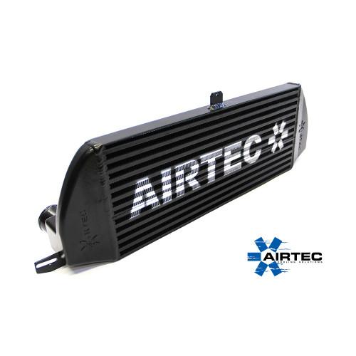 AIRTEC Stage 2 Intercooler Upgrade for Mini Cooper S R56, PRO Series Black Intercooler