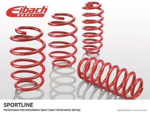 E20-20-031-01-22 Eibach Sportline Lowering Springs 40/40mm - BMW F30, F32, F36 3 & 4-Series RWD 12-18