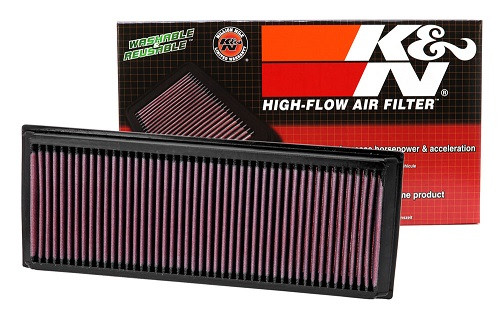 SHEILDED CONE BLACK CARBON UNIVERSAL AIR FILTER /& ADAPTERS Audi 1