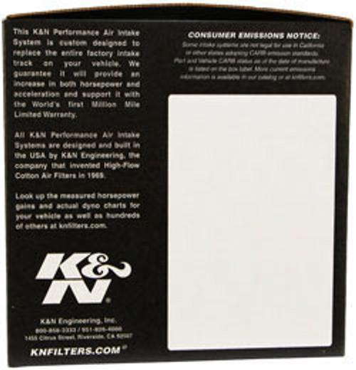 57-0660 K&N 57i Induction Kit