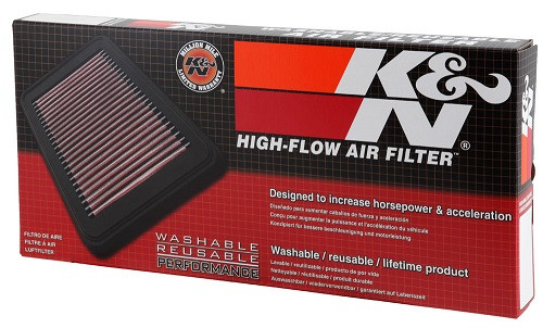K/&N 33-2190 High Performance Replacement Air Filter
